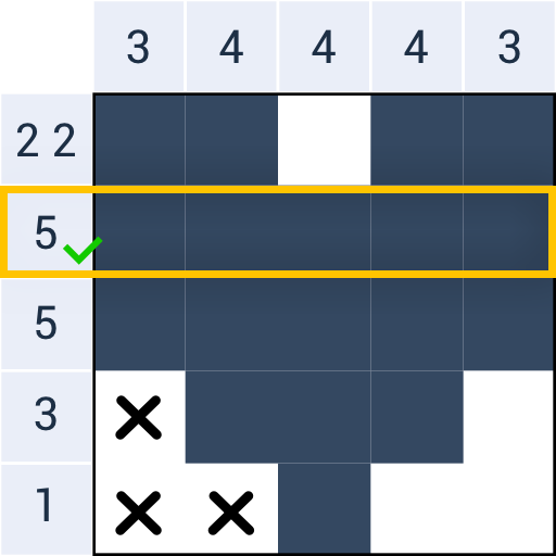 Nono.pixel –  Puzzle by Number & Logic Game