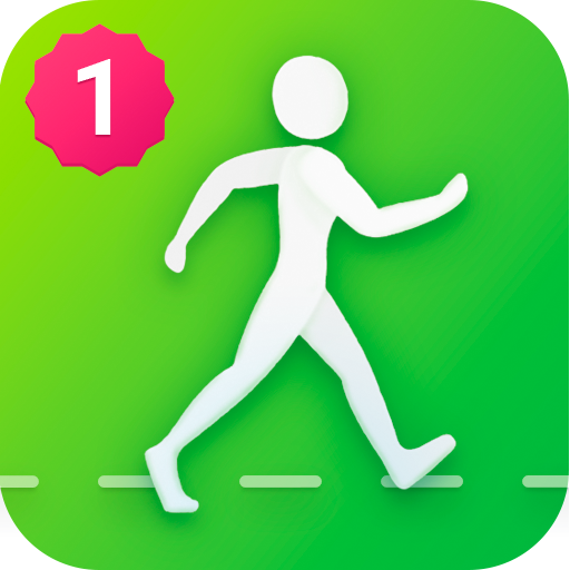Pedometer for walking – Step Counter