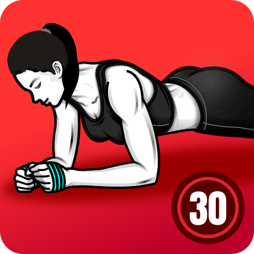 Plank Workout at Home – 30 Days Plank Challenge