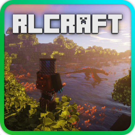 RLCraft mod for MCPE – Realistic Shaders Minecraft