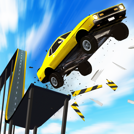 Ramp Car Jumping