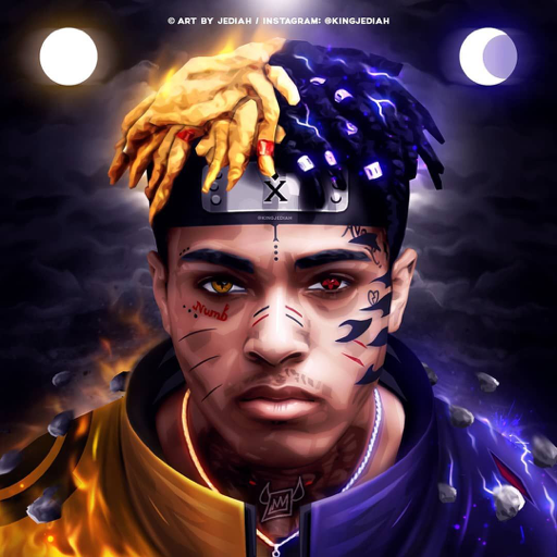 Rap Artists Wallpapers Collection – Anime Style