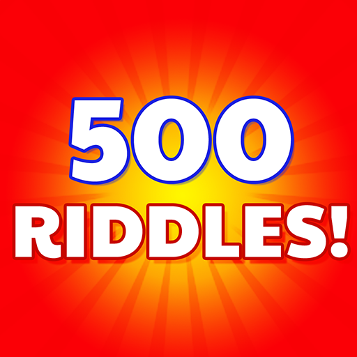 Riddles – Just 500 Tricky Riddles & Brain Teasers