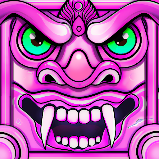 Scary Temple Final Run Lost Princess Running Game