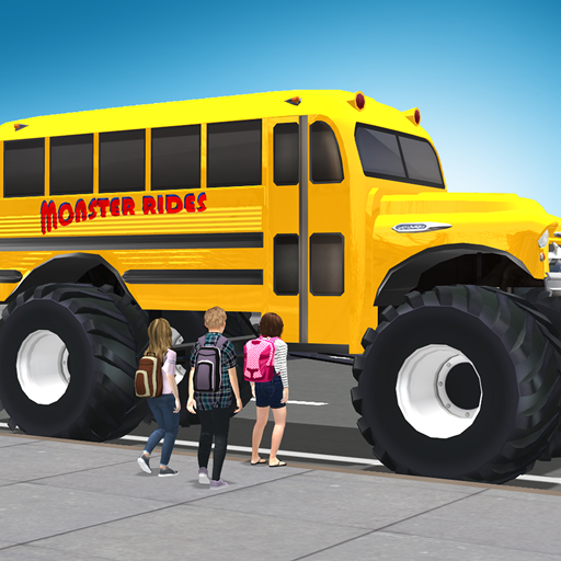 School Bus Game Simulator – Super Bus Driving 3D