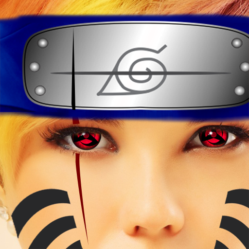 SelfComic – Ninja Manga Cosplay Photo Editor