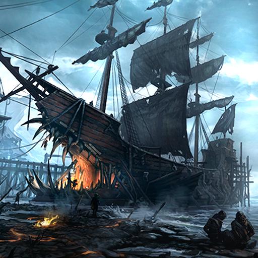 Ships of Battle – Age of Pirates – Warship Battle