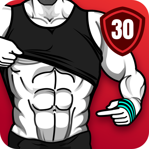 Six Pack in 30 Days – Abs Workout