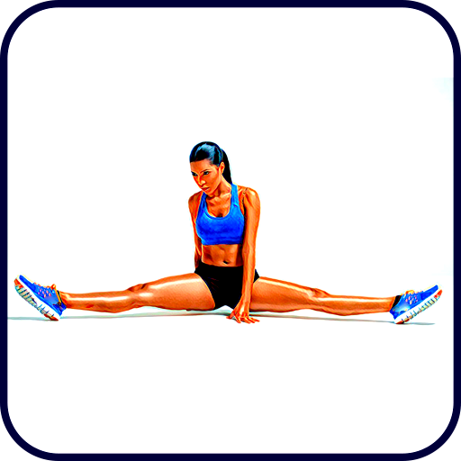 Stretching: how to sit on the splits in 30 days