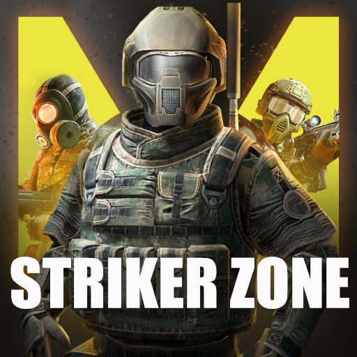 Striker Zone Mobile: Online War Shooting Games