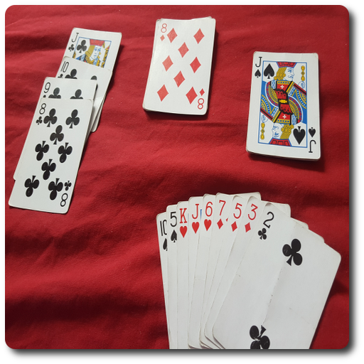 Trix – Online intelligent card game