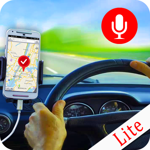Voice GPS Driving Directions –Lite, GPS Navigation