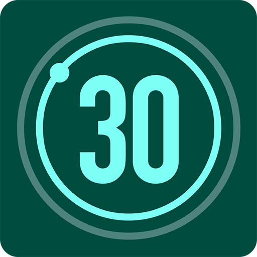 30 Day Fitness Challenge – Workout at Home