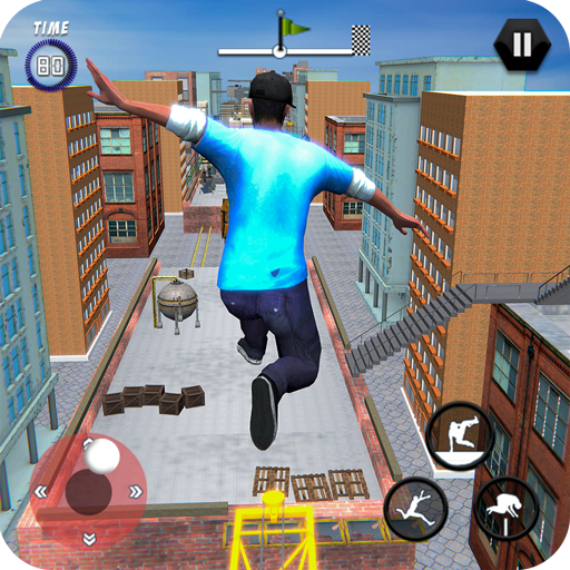 City Rooftop Parkour 2019: Free Runner 3D Game