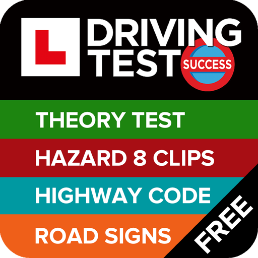 Driving Theory Test 4 in 1 2021 Kit Free
