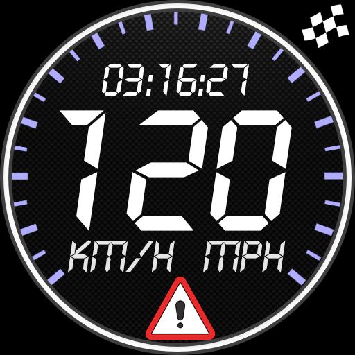 GPS Speedometer – Trip Meter – Odometer