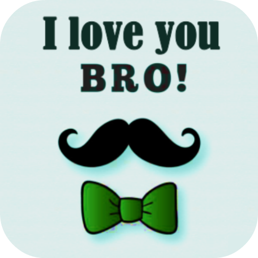 Love You Brother Card