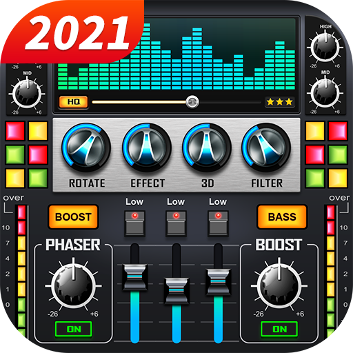 Music Player – 10 Bands Equalizer Audio Player