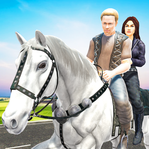 Offroad Horse Taxi Driver – Passenger Transport