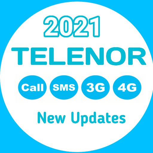 Telenor All Packages 2021|Call, Sms,Internet