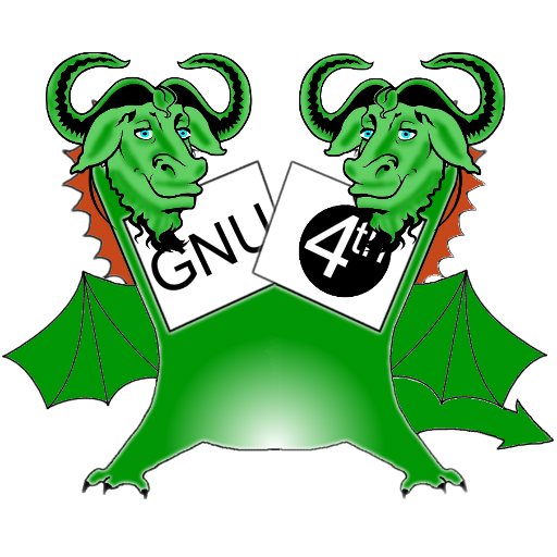 gforth – GNU Forth for Android